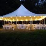 Wypożyczanie namiotów na ślub- jak się do tego zabrać